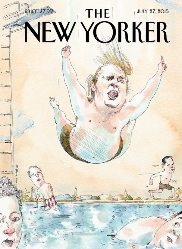 [Photo Courtesy Of The New Yorker]